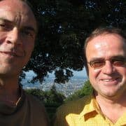 Bruno Bieri & Wolfgang Saus in Bern
