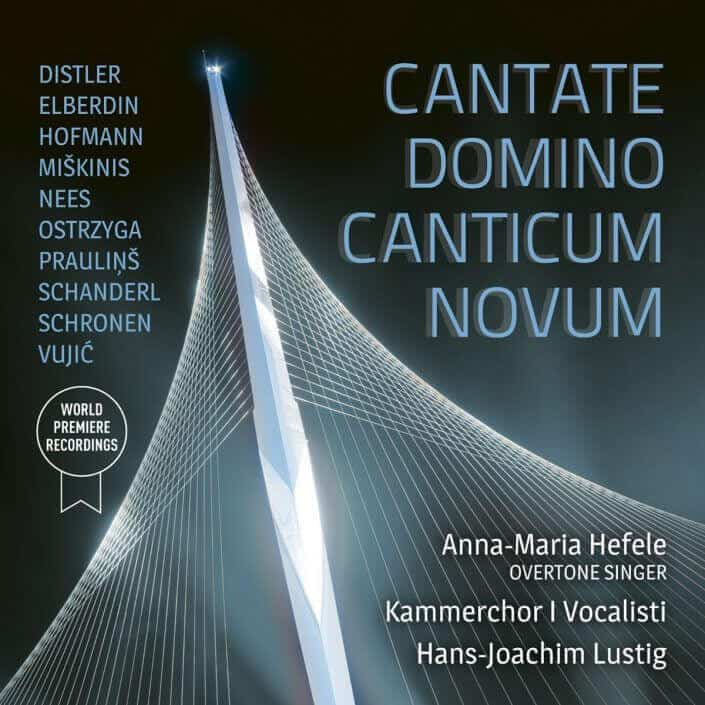 CD Cantate Domino Canticum Novum