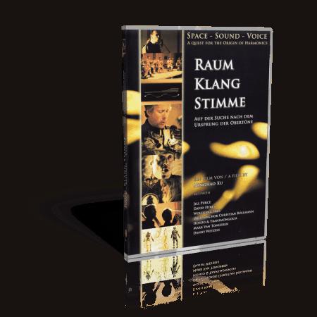 DVD Raum Klang Stimme