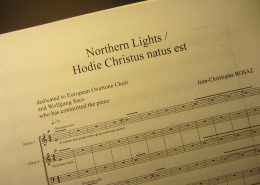 Jean-Christophe Rosaz - Northern Lights