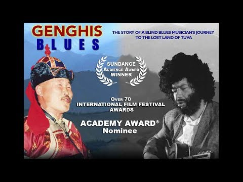 GENGHIS BLUES (OFFICIAL TRAILER)