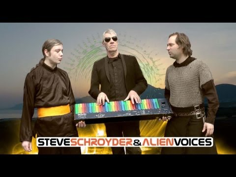 """Sun 4 Seasons - vid"" by Steve Schroyder & AlienVoices"
