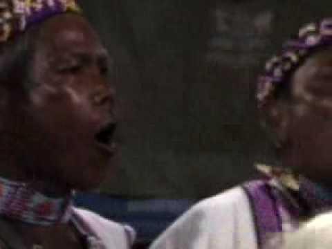 Bunun Men's Choir: Posibutbut
