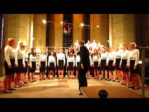 Bin-nam-ma - Alberto Grau, by Adolf Fredrik's Youth Choir