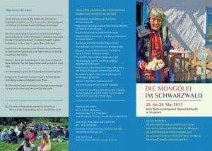 26.-28.5.2017 - Lenzkirch - Mongolei im Schwarzwald
