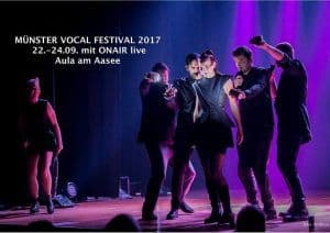 Münster Vocal Festival 2017 - Foto: Andreas Krause