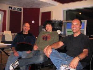 Harmoniversum im Studio 2009