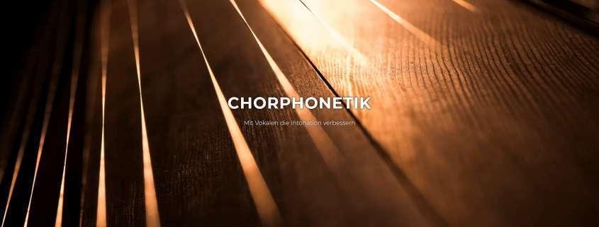 Chorphonetik Worskhop Schweiz