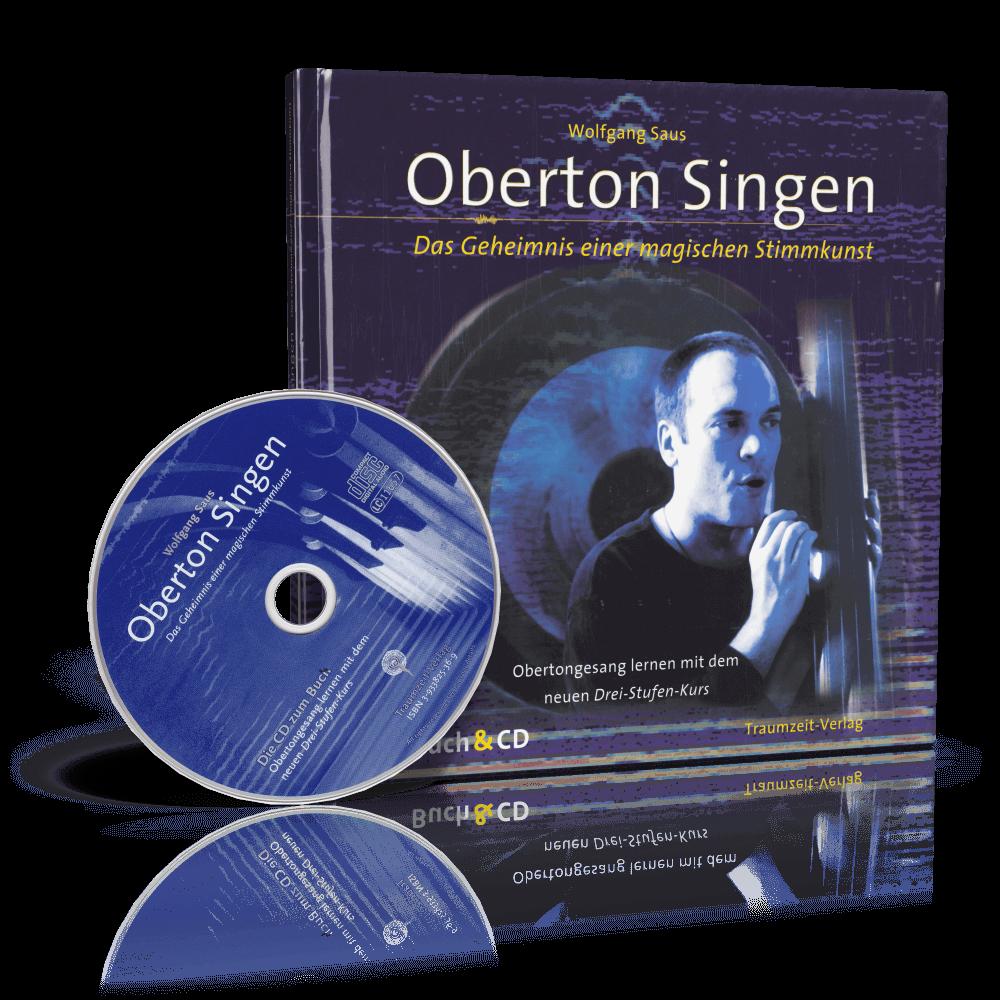 Oberton Singen, Book and CD