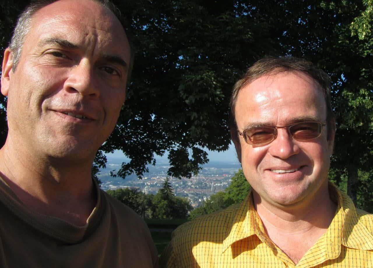 Konzert Bruno Bieri & Wolfgang Saus - Aachen