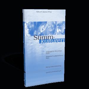 Stimmkulturen - 3. Stuttgarter Stimmtage 2000