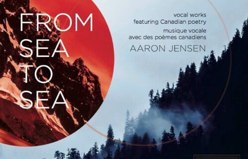 CD From Sea to Sea - Aaron Jensen