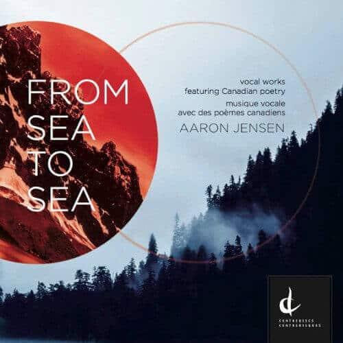 CD From Sea to Sea - Aaron Jensen