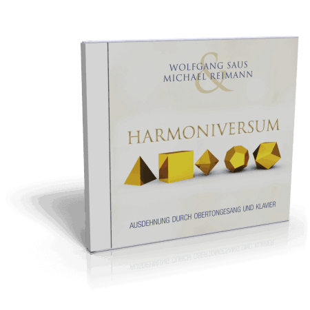 CD Harmoniversum Amra publishing house