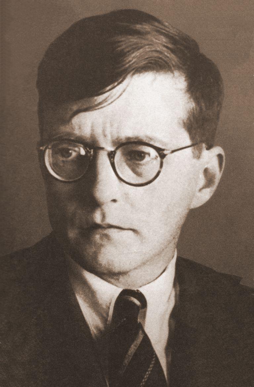 Dmitri Dmitrijewitsch Schostakowitsch