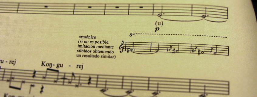 Jaime Belmonte - Cantata de invierno