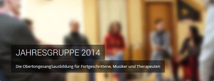 Jahresgruppe 2014