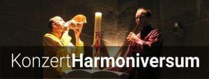 Harmoniversum - Michael Reimann Schneckenhorn - Wolfgang Saus Obertonflöte
