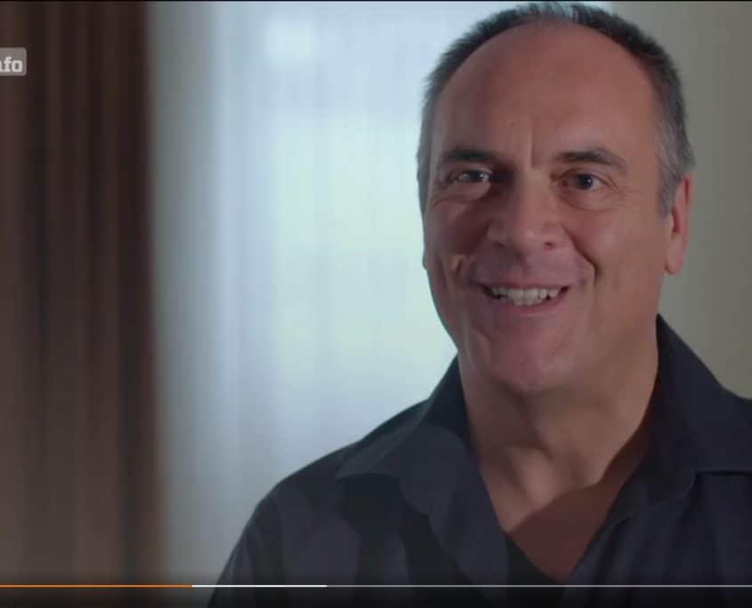 BBC Doku 2017 University Freibrug,Wolfgang Saus. Screenshot ZDF
