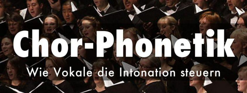 Chorphonetik Titelbild