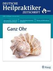 Cover Deutsche Heilpraktiker Zeitschrift Ausgabe 5 2017