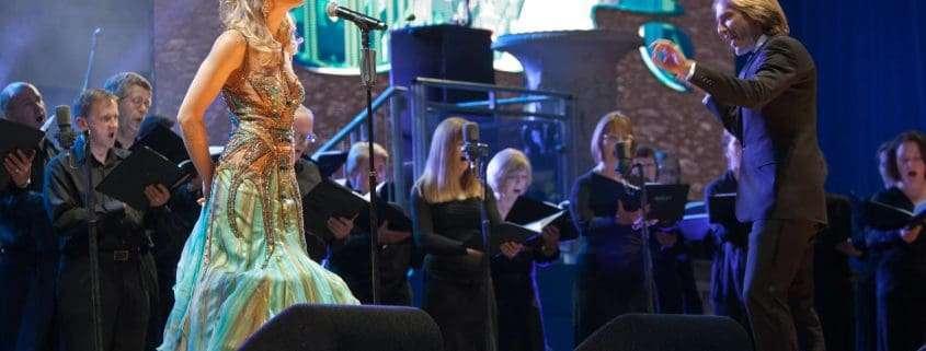 Eric Whitacre Choir (CC0 RonPorter pixabay)