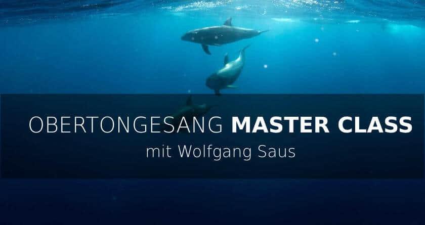 Obertongesang Master Class